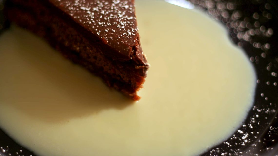 Recette Crème Anglaise Maison