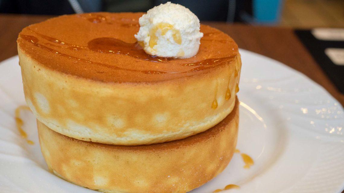 Fluffy Pancakes (Pancakes Japonais)