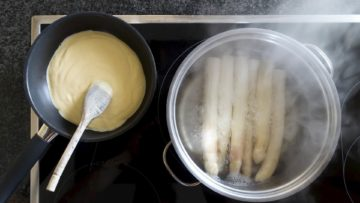 Sauce Hollandaise : la recette traditionnelle