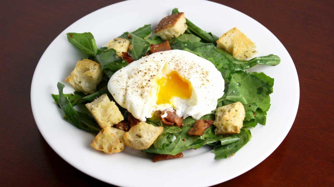 Réussir des œufs pochés