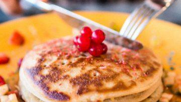 Pancakes sans lait : Recette sans lait de vache