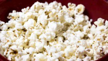 Réussir ses popcorn salés
